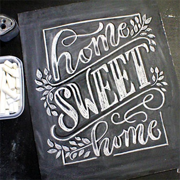 Chalk Lettering for Beginners (PRE-REGISTRATION FULL)
