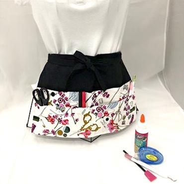 Sew your custom Crafters Apron