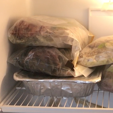 Homestyle Freezer Meals