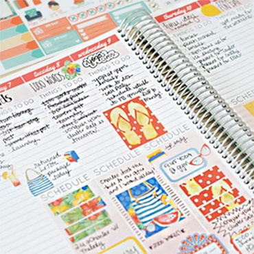 Get Organized Once & For All: Real Life Planning Tips
