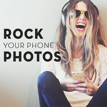 Rock Your Phone Photos