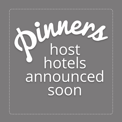 Host hotel announced soon
